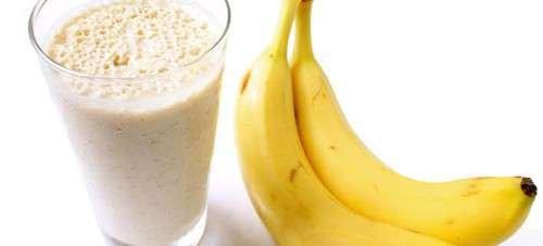 Combattez la rétention d'eau et perdez du poids grâce à des smoothies à la banane