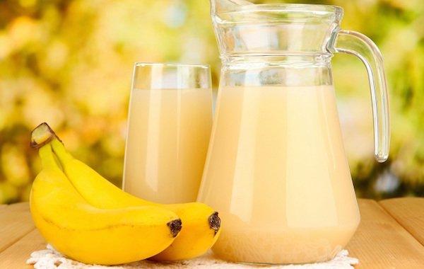 Savez-vous ce que le jus de banane peut apporter à votre corps?
