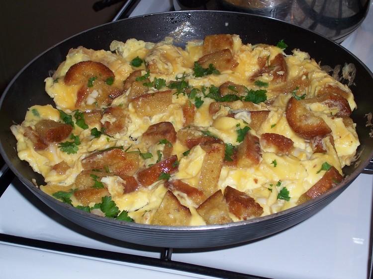 omelette-au-pain-rassis