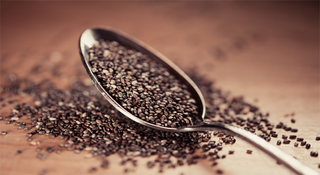 10 raisons pour lesquelles la graine de chia est l'aliment le plus sain dans le monde