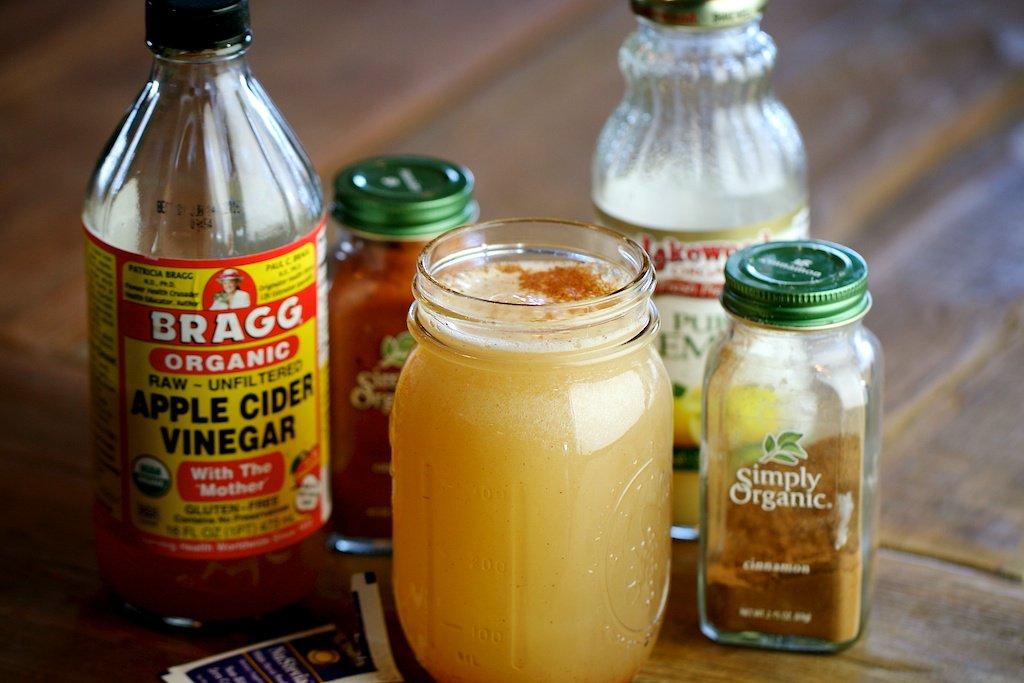 La meilleure recette  de boisson détox!