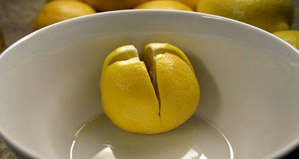 Coupez quelques citrons et placez-les dans votre chambre et remarquez ce qui se passe ensuite!