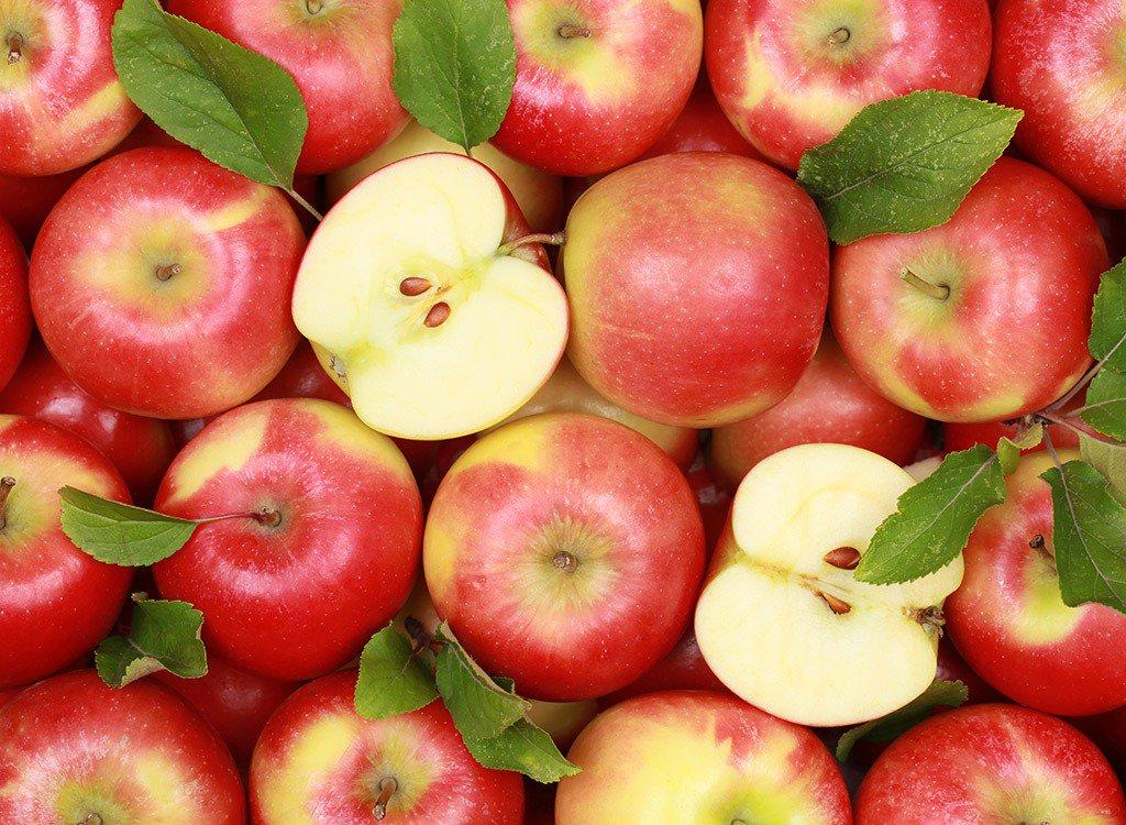 """Consommez une pomme par jour vous protége de nombreuses maladies, avec comme bonus """"vous faire maigrir""""!"""