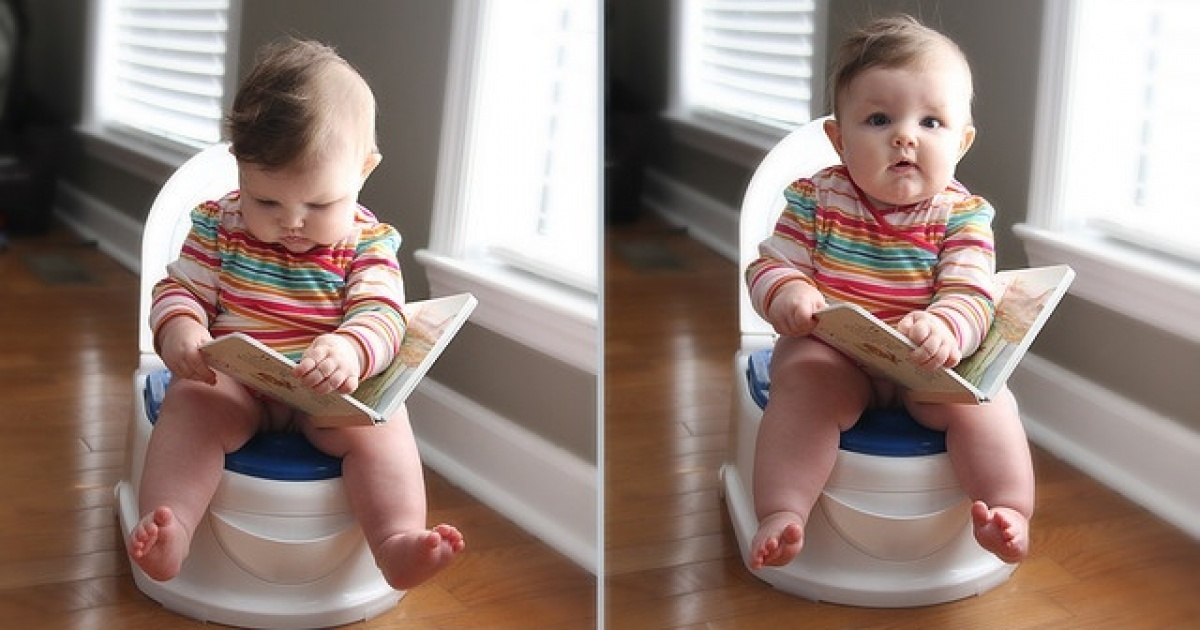 Trois jours, c'est tout le temps qu'il faut pour apprendre aux enfants à utiliser les toilettes grâce à cette méthode au succès garanti !