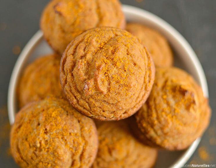 Ces délicieux muffins à la noix de coco vont vous donner l'eau à la bouche !