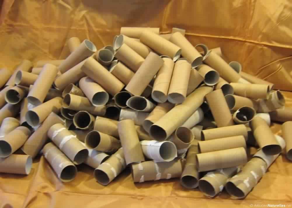 Arrêtez de jeter les rouleaux de papier toilette ! Voici 11 façons de les réutiliser comme accessoires utiles dans votre maison …