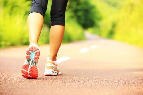 marcher pour renforcer la résilience