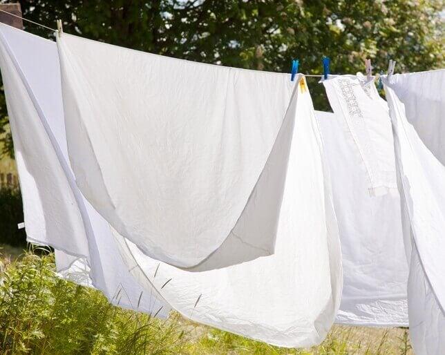 changer ses draps toutes les semaines pour une chambre saine