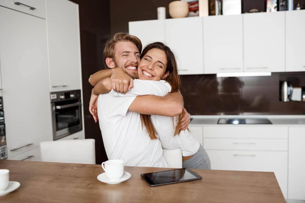 les couples heureux n'essaient pas changer l'autre