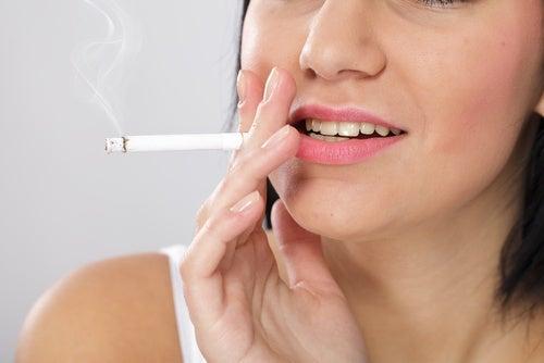 Eviter la cigarette pour le désir sexuel.
