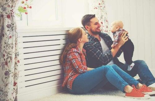 Les enfants et la vie de couple.