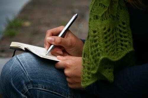 écrire pour renforcer la résilience