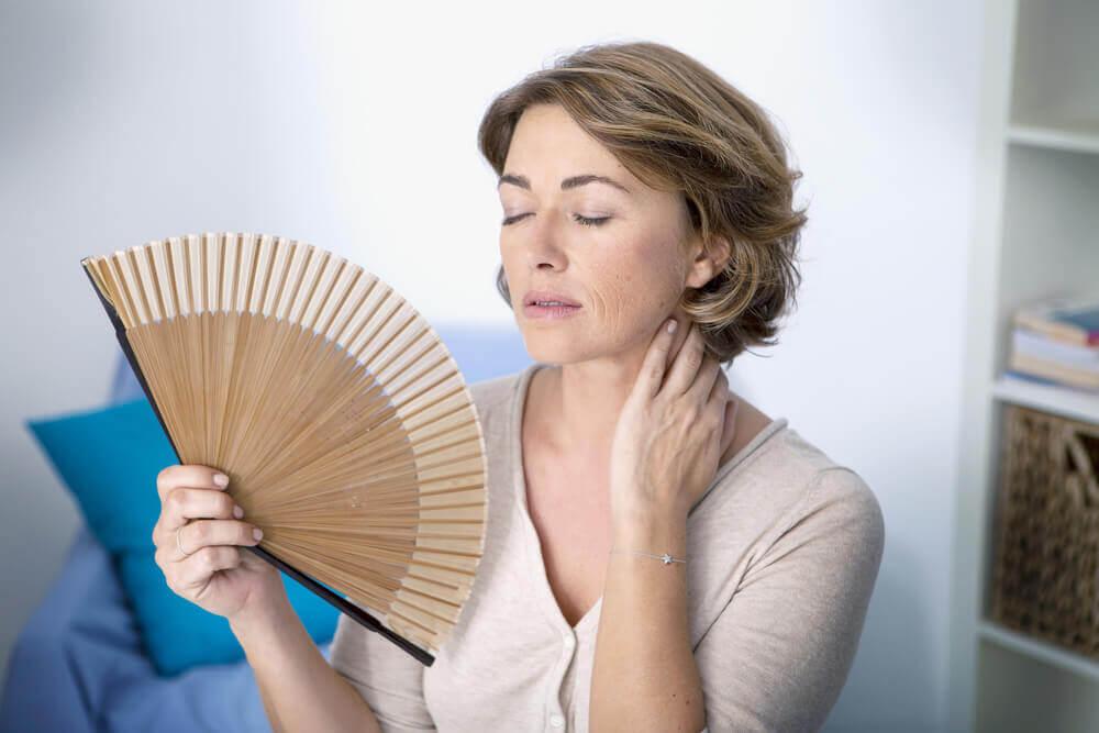 effets de la ménopause