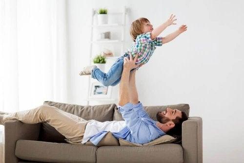 être un bon père