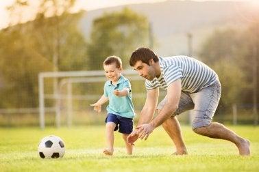 le football pour lutter contre l'obésité infantile