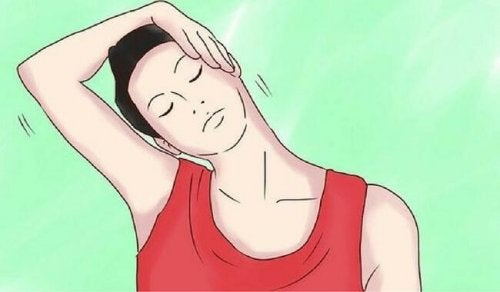 exercice pour remédier au double menton