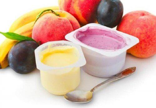 la yaourt fait partie des aliments diététiques favorisant en fait la prise de poids